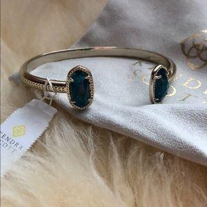 NWT Kendra Scott Elton station cuff bracelet